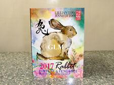 Feng Shui = Lillian Too & Jennifer Too Fortune & Feng Shui 2017 - Rabbit