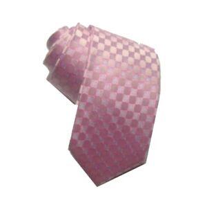 Tie Lilac Satin Of Silk Design Violet Silk Pinktie