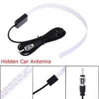 Hidden Car Antenna Radio AM/FM Signal Reception Amp Amplifier Booster 12V  FT