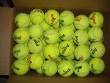 72 Used Tennis Balls