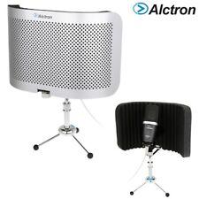 Alctron pf58 Kompakt Studio Tisch Mikrofon carsio Isolator Reflexion Stativ