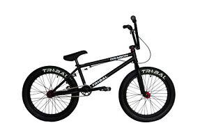 "BMX bike Tribal Dragon - Black/Red - 20"" wheel"
