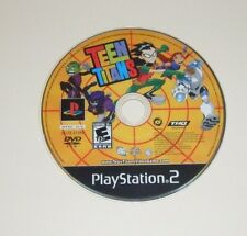 Teen Titans GAME ONLY for your playstation 2 PS2 system - KIDS