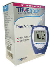 TRUEtrack Blood Glucose Monitoring System, 1 Meter