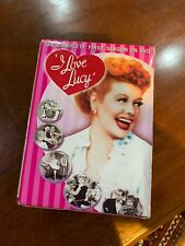 I Love Lucy Complete First Season 9 Discs New