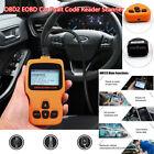 Om123 Obd2 Eobd Truck Car Fualt Code Reader Scanner Auto Diagnostic Service Tool