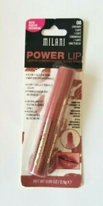 Milani Power Lip Lasting & Moisturizing Gloss Stain ~ 08 CREAMY CAFE ~ 0.09 oz!!