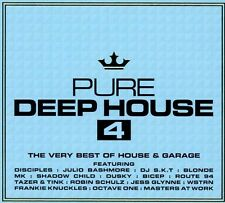 MINISTRY OF SOUND Pure Deep House 4 3-CD Compilation NEW 2015
