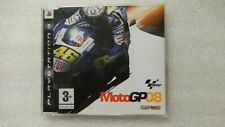 Moto GP 08 PS3 Promo PlayStation 3 promocional Moto GP 08 2008 Capcom (juego Completo