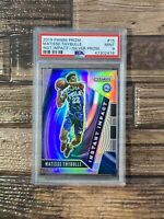 2019-20 Panini Prizm Matisse Thybulle RC Silver Prizm Instant Impact PSA 9 Mint