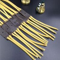 2pcs elastica Rubber bands for Wrist Sling Shot Slingshot Brace Hunting Catapult