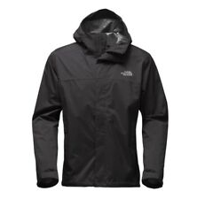 The North face Men Venture In Black Size Small BNWT Best Rain & Wind Jacket !