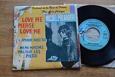 Michel Polnareff Love me please Love me 7 inch single AZ EP 1053