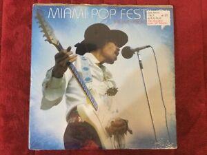 Jimi Hendrix - Miami Pop Festival 2LP 180 grammi NUOVO SIGILLATO