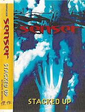 SENSER STACKED UP CASSETTE ALBUM Alternative Rock, Breaks, Electro