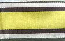 Ordensband:Preussen:Kriegsdenkmünze 1813. UV-negativ.32 mm. 1 Meter