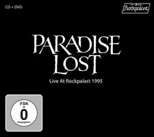 Paradise Lost : Live at Rockpalast 1995 CD Album with DVD 2 discs (2019)