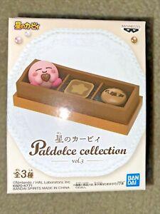 NEW Hoshi no Kirby Paldolce collection vol.3 Mini figure C type Banpresto Bandai