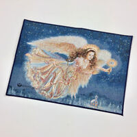 Guiding Angel Christmas Angel Single Tapestry Placemat ~ Dona Gelsinger