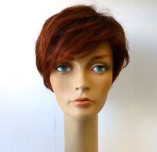 Revlon 6341 Melania (aka Marnie) synthetic wig color: Cherry Cola 33/32C