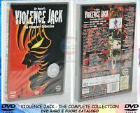 1 DVD ANIME HORROR SEXY EROTIC ACTION MANGA GO NAGAI-VIOLENCE JACK devilman,hard
