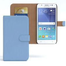 Sac Pour Samsung Galaxy j5 (2015) Case Wallet Housse de protection cover bleu clair