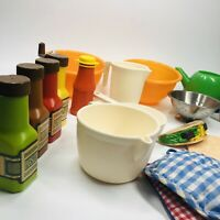 Mixed Lot Vintage Childrens Cookware, Kitchenware & More (C3)