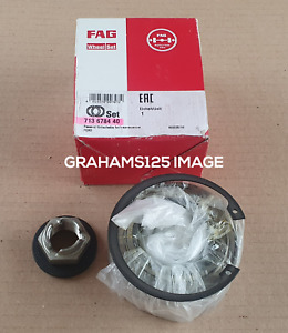 WHEEL BEARING KIT FRONT FITS FORD MONDEO AUTO FAG 713678440