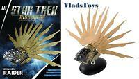 Klingon Raider starship auxiliary craft Star Trek Discovery Issue 18 Eaglemoss