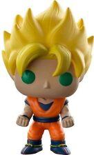 Pop Animation Dragonball Z 14 Super Saiyan Goku Glow in Dark Figure Funko 50405