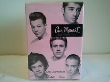 ONE DIRECTION OUR MOMENT WOMENS EDP PERFUME FRAGRANCE SPRAY 30ML NEW