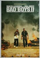 """Bad Boys 2 2003 Double Sided Original Movie Poster 27"""" x 40"""""""