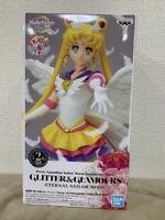 SAILOR MOON figure GLITTER&GLAMOURS Eternal Ver. Type A BANPRESTO New Limited FS