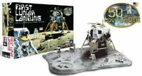REVELL 5094 Apollo 11 First Lunar Space Landing Diorama Plastic Model FREE SHIP