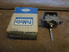 NOS 1965 1966 FORD GALAXIE LTD XL CUSTOM 500 CTRY SQUIRE WINDSHIELD WIPER SWITCH