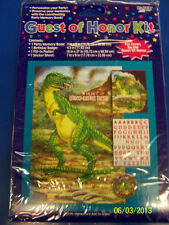 Diggin' for Dinos Dinosaur Kids Birthday Party Favor Gift Set Guest of Honor Kit