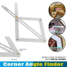 Hot Stainless Steel Corner Angle Finder Ceiling Artifact Square Tool P4G9