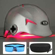 64 Diodes Laser Hair Lost Regrowth Treatment Cap Therapy Helmet LLLT Promoter