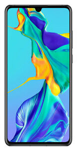 Huawei P30 IN Light Blue Phone Dummy - Requisite Decor Exhibition Pattern