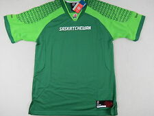 New! Reebok Saskatchewan Roughriders CFL Football Football Player Fan Jersey XL