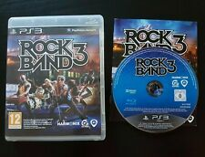 Rock Band 3 - PlayStation 3 - Free, Fast P&P! - Rockband, Music, Songs