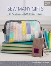 SEW MANY GIFTS - BURNS, KAREN M. (COM) - NEW PAPERBACK BOOK
