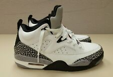 Nike Air Jordan Son Of Mars Low Off Court, White/Cement, 580603-101,Mens SZ 10.5