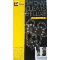 AA Snow Ice Cleats  Grips Schuhspikes Deluxe 38 - 42 EU NEU