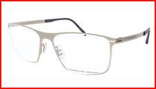 af03696a01 Porsche Design P8256 Eyeglasses Frame Matte Gold Italy Made 57-17-145