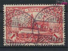 Allemand-sud-ouest de l'afrique 20 oblitéré 1900 Yacht Hohenzollern (9030088