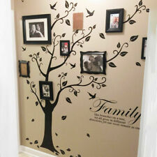 Removable Family Tree Wall Decals Mural Sticker DIY Art-Vinyl Sticker Decor LZ