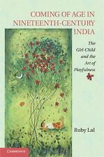 Coming Of Age In Nineteenth-Century India: The Girl-Child And The Art Of Play...