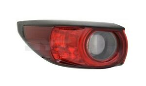Rear Light Left Mazda CX-5 II (2017-2018) TYC 11-9006-15-9