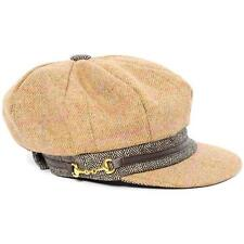 Da Donna Cappello di TIRO Paese Tweed Cappello-Made with Donegal Tweed a682bce982d2
